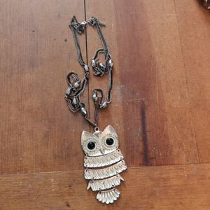 Good Quality Owl Necklace